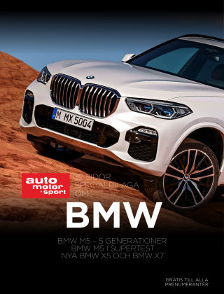 Auto Motor & Sport Special 2018-07-25