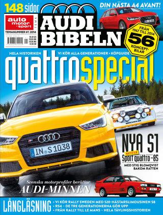 Auto Motor & Sport Special 2014-03-27