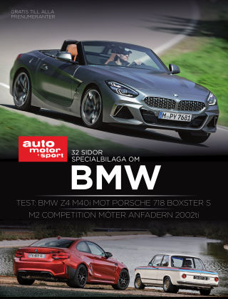 Auto Motor & Sport Special 2019-07-25