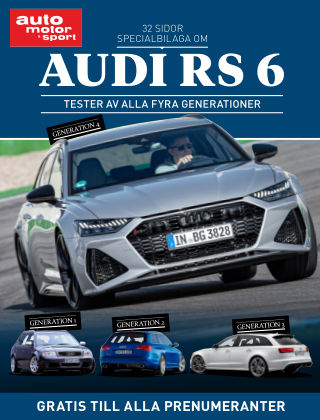 Auto Motor & Sport Special 2020-06-23