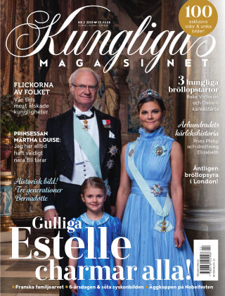 Kungliga Magasinet 2018-04-03