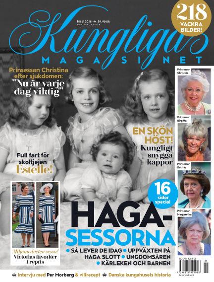 Kungliga Magasinet October 09, 2018 00:00