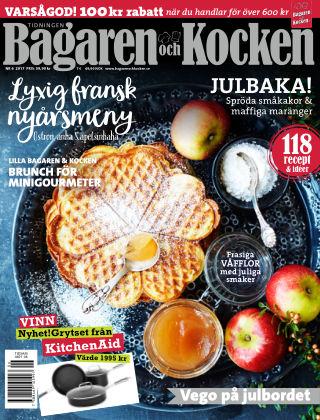 Bagaren och Kocken 2017-11-02