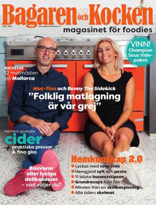 Bagaren och Kocken 2019-09-20