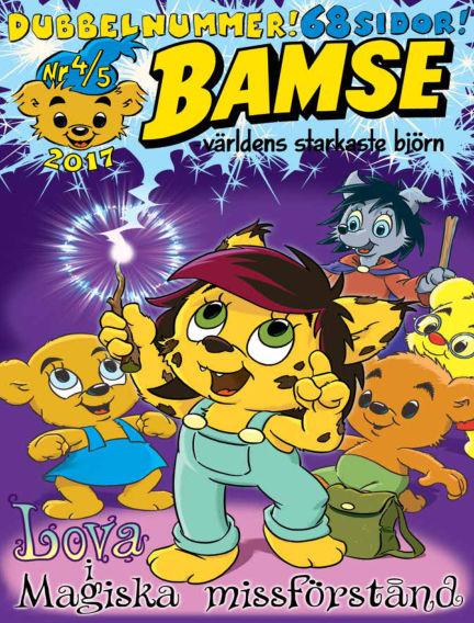 Bamse March 17, 2017 00:00