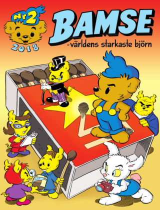 Bamse 2018-02-06