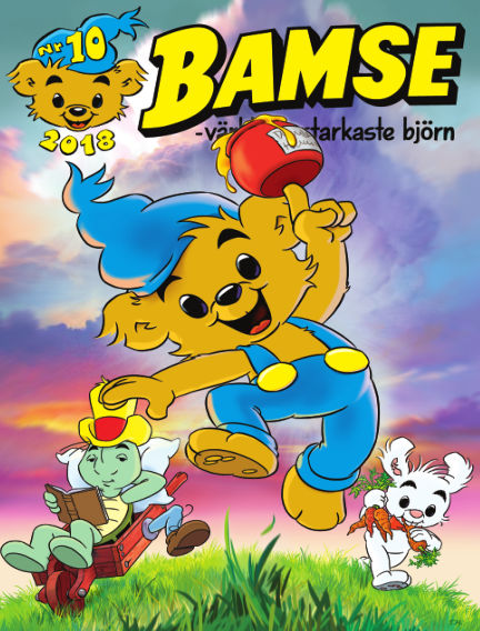 Bamse July 03, 2018 00:00