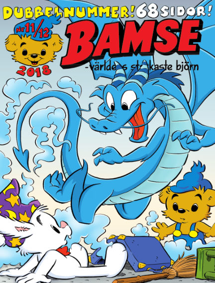 Bamse July 24, 2018 00:00