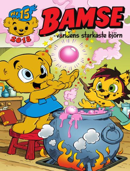 Bamse September 25, 2018 00:00
