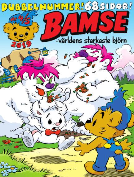 Bamse March 19, 2019 00:00