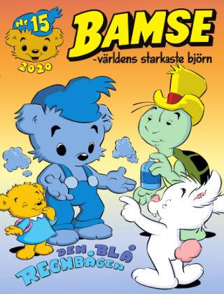 Bamse 2020-09-22