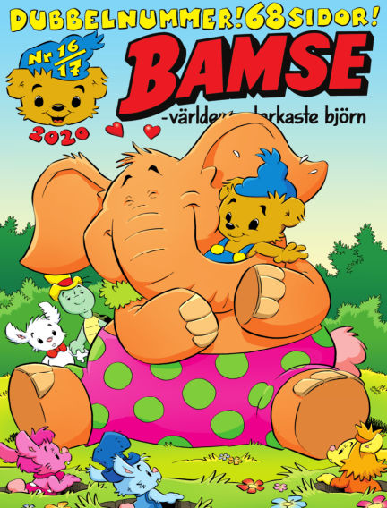 Bamse October 13, 2020 00:00