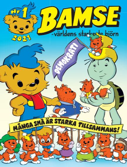 Bamse January 12, 2021 00:00