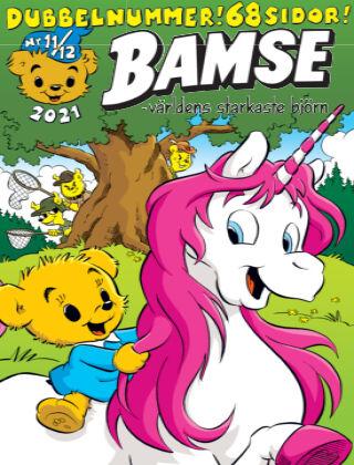 Bamse Nr 11/12 2021