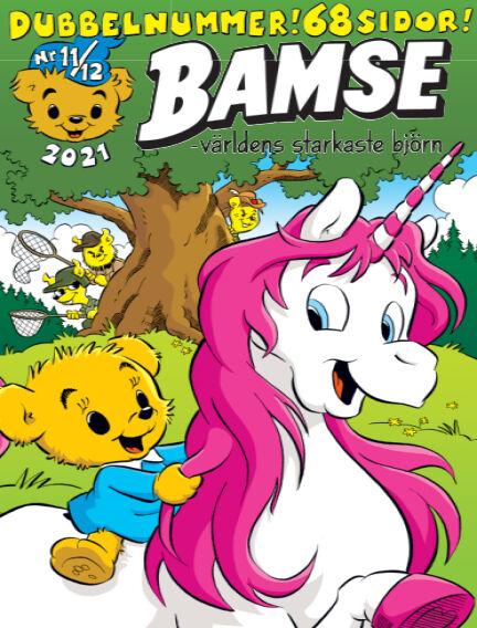 Bamse July 13, 2021 00:00