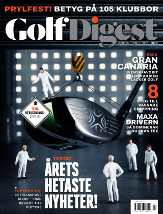 Golf Digest (Inga nya utgåvor) 2017-03-17