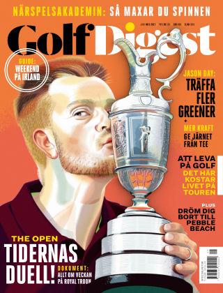 Golf Digest (Inga nya utgåvor) 2017-06-22