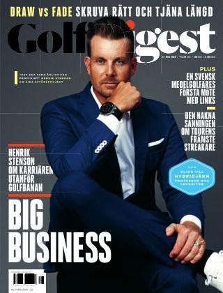 Golf Digest (Inga nya utgåvor) 2018-06-28