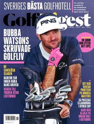 Golf Digest (Inga nya utgåvor) 2018-08-07