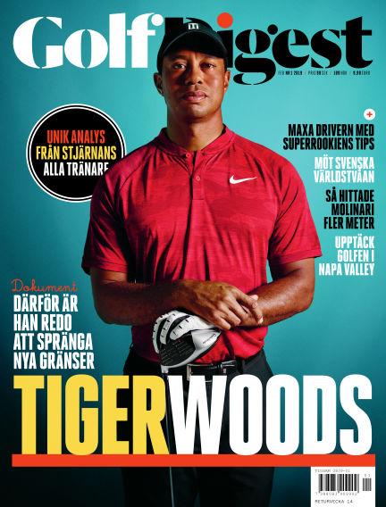 Golf Digest (Inga nya utgåvor) February 05, 2019 00:00
