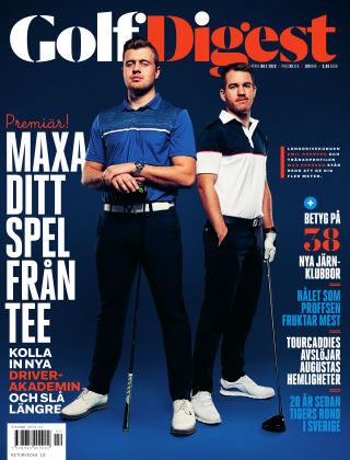 Golf Digest (Inga nya utgåvor) 2019-04-02