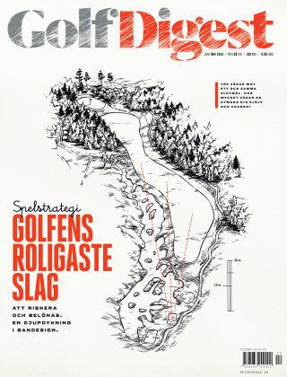 Golf Digest (Inga nya utgåvor) 2019-06-04