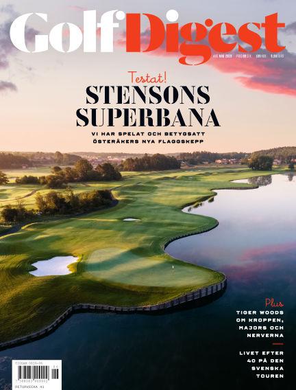 Golf Digest (Inga nya utgåvor) August 13, 2019 00:00