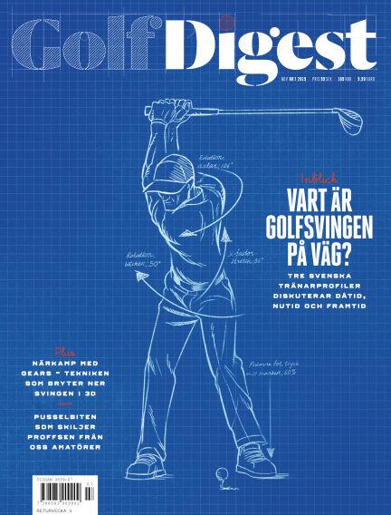 Golf Digest (Inga nya utgåvor)