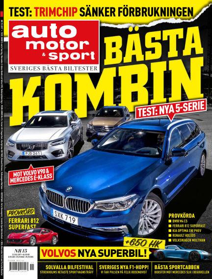 Auto Motor & Sport July 11, 2017 00:00