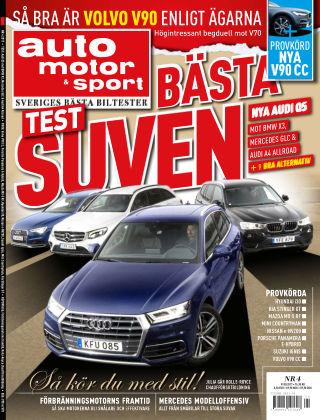 Auto Motor & Sport 2017-02-07