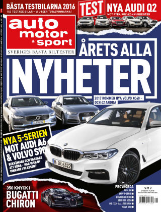 Auto Motor & Sport 2016-12-27