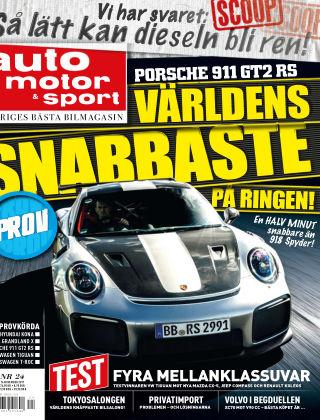 Auto Motor & Sport 2017-11-14