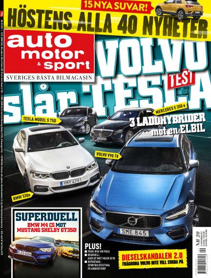 Auto Motor & Sport September 19, 2017 00:00