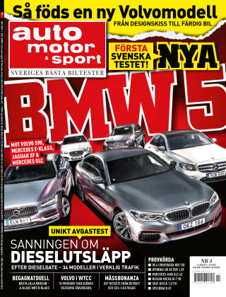 Auto Motor & Sport 2017-01-24