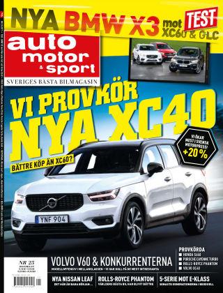 Auto Motor & Sport 2017-11-28