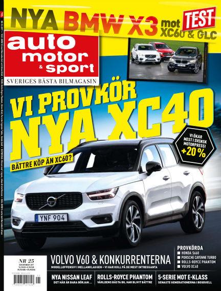 Auto Motor & Sport November 28, 2017 00:00