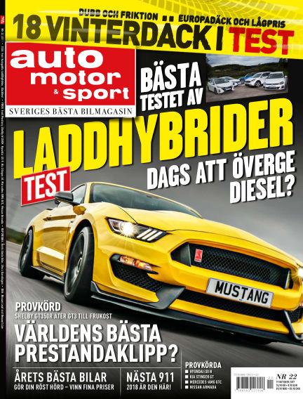 Auto Motor & Sport October 17, 2017 00:00