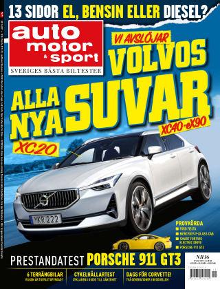 Auto Motor & Sport 2017-07-25