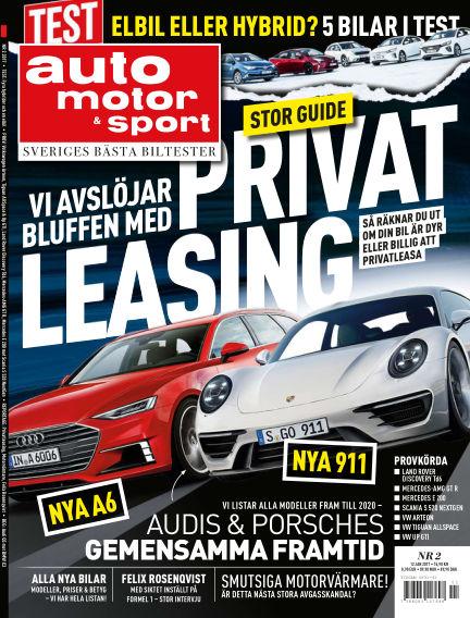 Auto Motor & Sport January 10, 2017 00:00