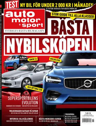 Auto Motor & Sport 2017-08-21