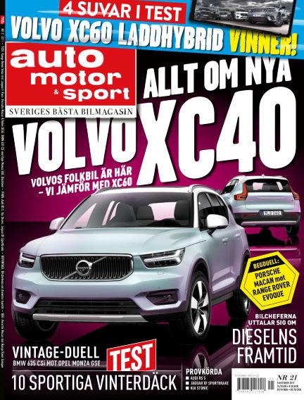 Auto Motor & Sport October 03, 2017 00:00