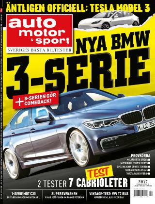 Auto Motor & Sport 2017-08-08