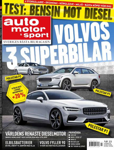 Auto Motor & Sport October 31, 2017 00:00