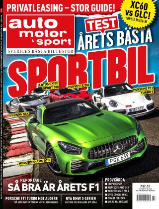 Auto Motor & Sport 2017-06-13