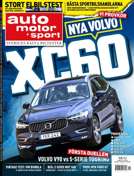 Auto Motor & Sport May 30, 2017 00:00
