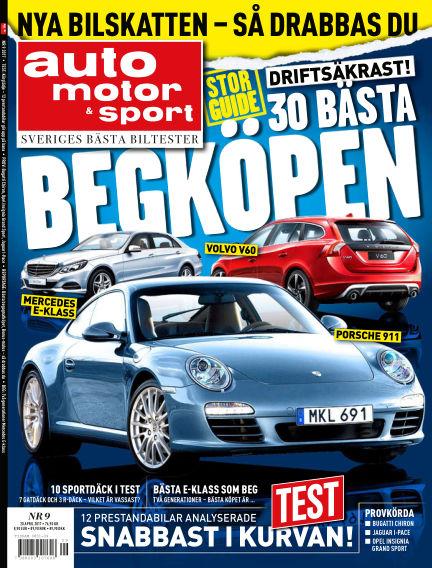Auto Motor & Sport April 18, 2017 00:00