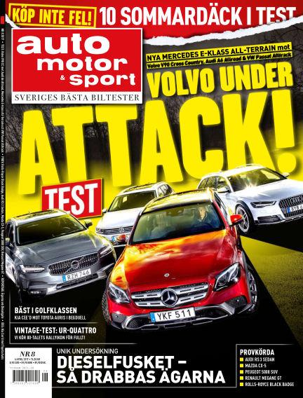 Auto Motor & Sport April 04, 2017 00:00