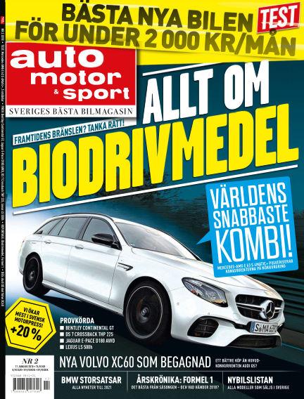 Auto Motor & Sport January 11, 2018 00:00