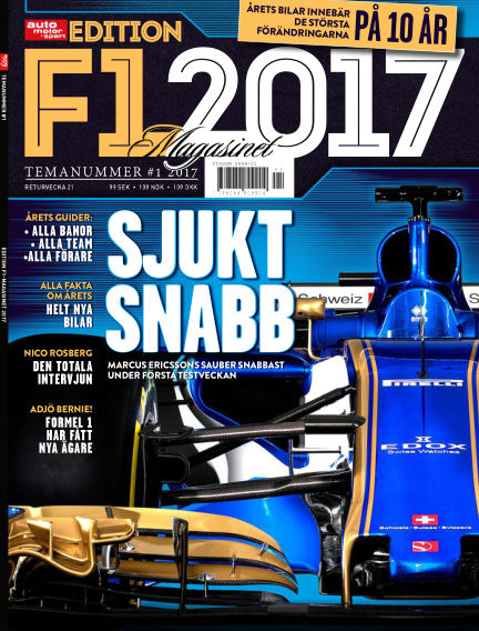 Auto Motor & Sport March 21, 2017 00:00