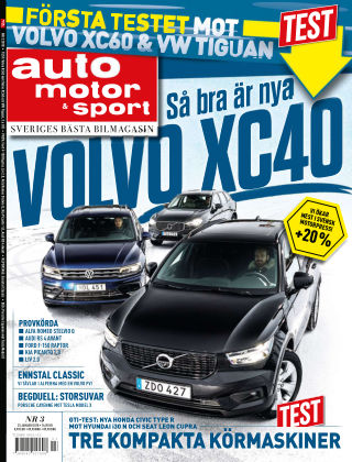 Auto Motor & Sport 2018-01-25